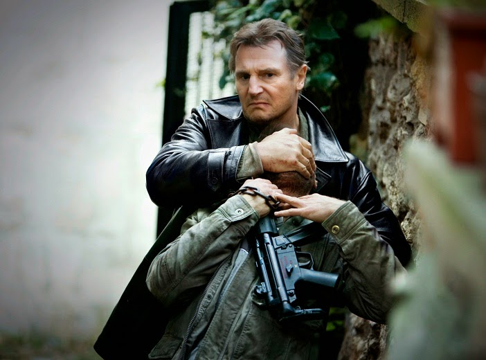 Liam John Neeson photos in Taken 3 movie