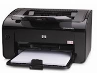 "HP LaserJet Pro P1102w, it is a LaserJet printer as you know ""w"" is meant to mean ""Wireless (WIFI)""."