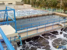 máy thổi khí kfm trong hệ thống xủ lý nước thải