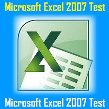 Upwork MS EXCEL 2007 TEST 2016