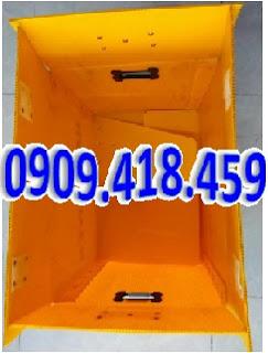 thùng nhụa carton