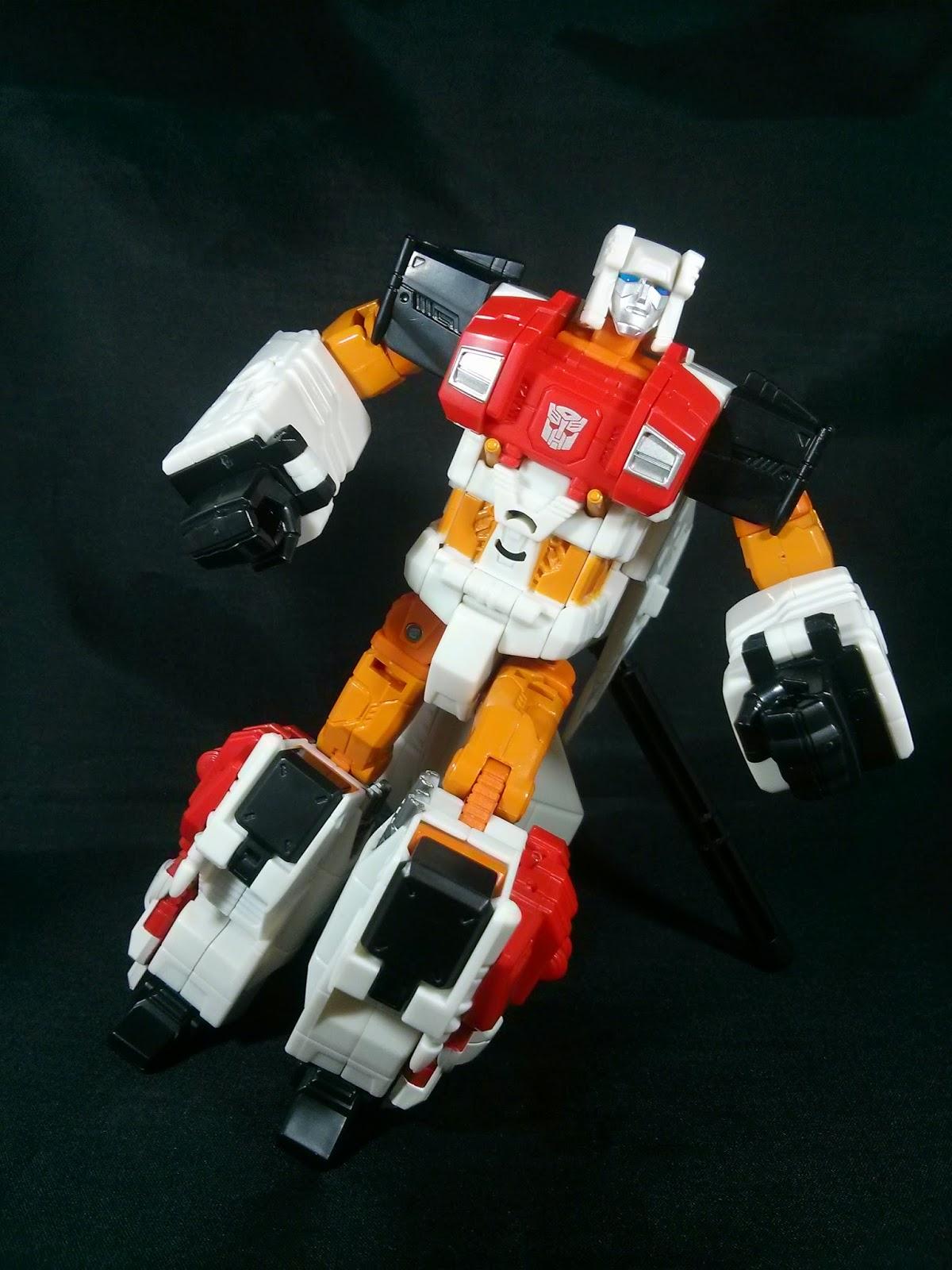 Transformers Silverbolt robot