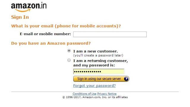 Earn Money By Amazon:---