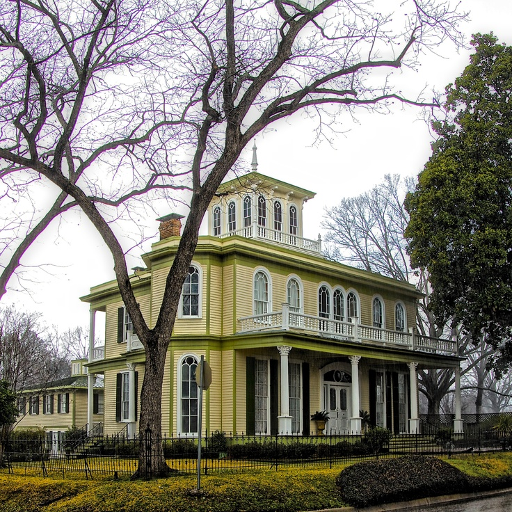 Heroes heroines and history historic jefferson texas for Victorian house facts