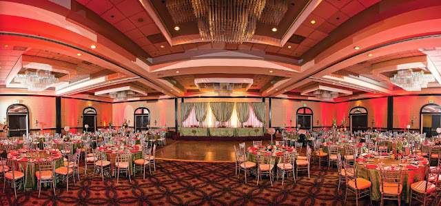 Central California Wedding Venues Doubletree By Hilton Hotel Modesto
