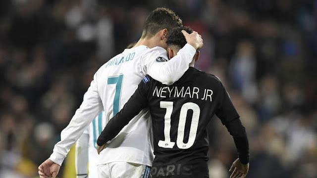 ريال مدريد وباريس سان جيرمان يفكرون في صفقة تبادلية قوية بعد نهاية المونديال
