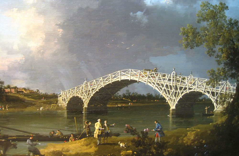 Old Walton Bridge (1754)