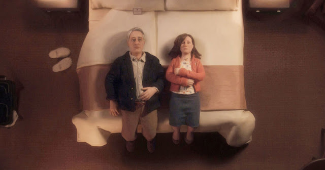 Anomalisa (2015) de Duke Johnson, Charlie Kaufman