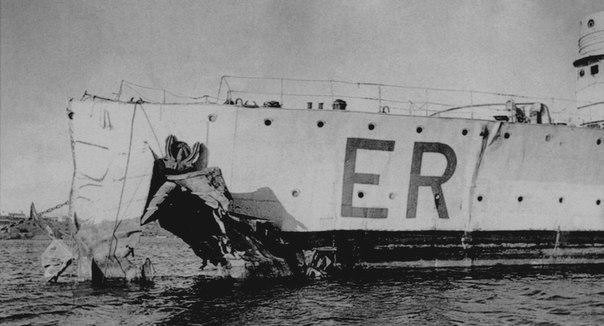 5 July 1940 worldwartwo.filminspector.com Italian destroyer Euro