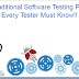 Top 7 Traditional Software Testing Best Practices