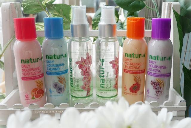 produk perawatan kulit natur-e 300