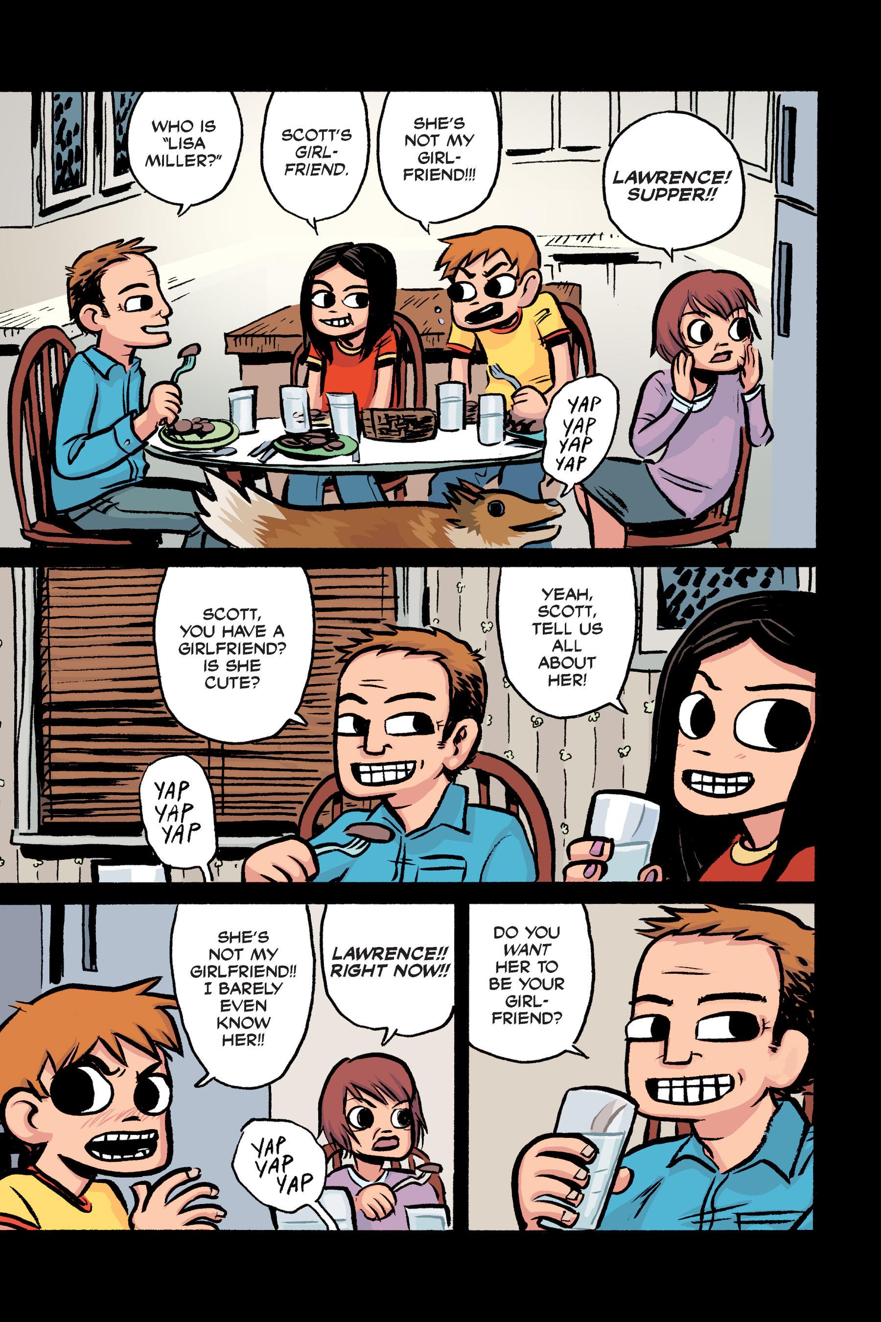 Read online Scott Pilgrim comic -  Issue #2 - 14