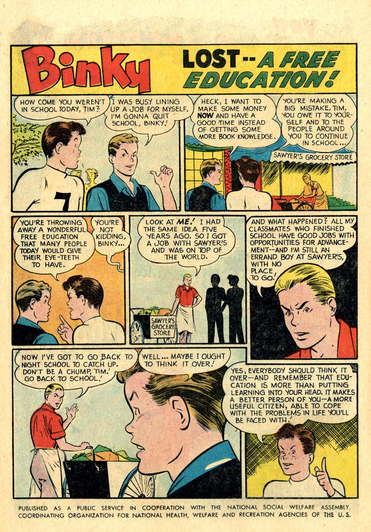 Read online Detective Comics (1937) comic -  Issue #260 - 16