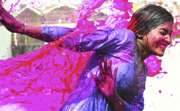 Holi Shayari English 2019 Happy Holi With Love Holi Shayari Wishesh in English 2019
