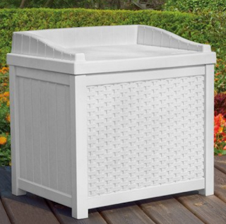 Williston 22 Gallon Resin Deck Box