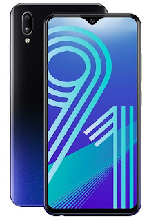 Vivo Y91 with MediaTek Helio P22, full specifications, features and design