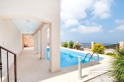 The EUR350,000 Mediterranean View