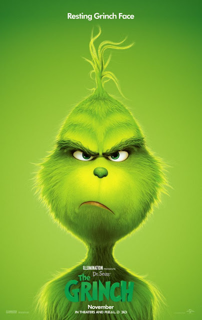 The Grinch 2018 HD Movie 1080p/720p-Direct Links
