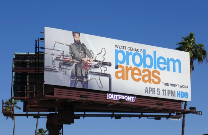 Wyatt Cenacs Problem Areas season 2 billboard