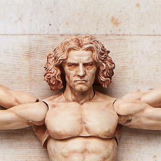 L'Uomo Vitruviano della FREEing