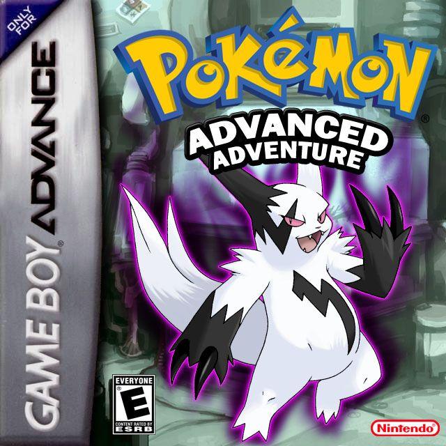 Pokemon Advanced Adventure