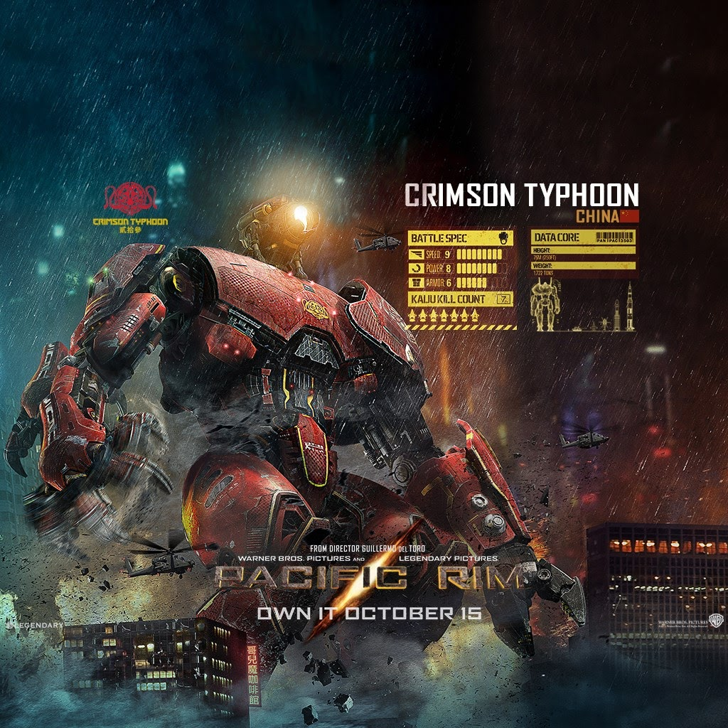 Crimson Typhoon in Pacific Rim wallpapers (90 Wallpapers ...