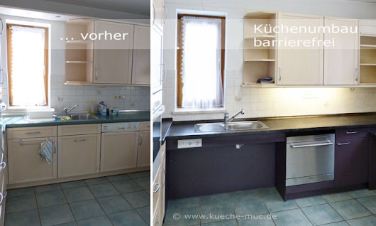 k che vorher nachher neue bilder k che vorher nachher 2014 k chenmodernisie. Black Bedroom Furniture Sets. Home Design Ideas