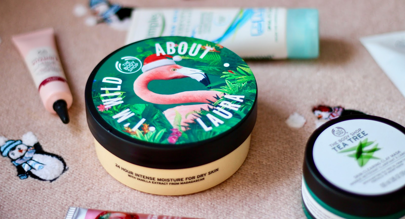 The Body Shop Christmas Gift Idea Body Butter