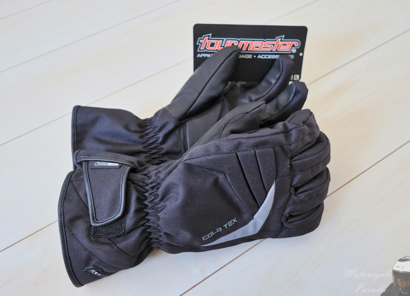 Tourmaster Cold-Tex 3.0 Gloves review
