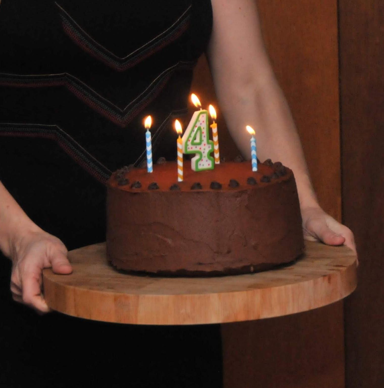 Excellent Cooks Cache Henrys Chocolate Chip Birthday Cake Birthday Cards Printable Giouspongecafe Filternl