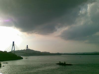 Jembatan Barelang Batam (Nokia 6120c)