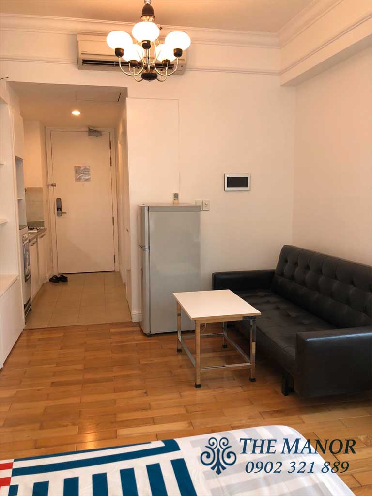 Studio tại chung cư căn hộ The Manor Bình Thạnh cho thuê 1