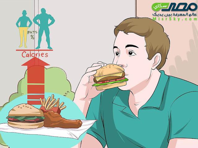 كيف تتحكم فى حالتك النفسية فى طعامك ؟
