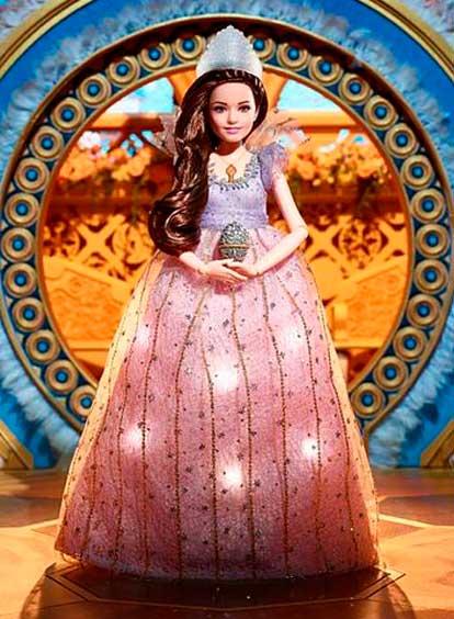 Clara o Quebra nozes barbie