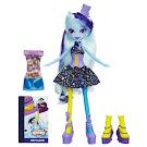 MLP Equestria Girls Rainbow Rocks Dress Up Trixie Lulamoon Doll