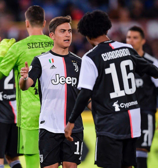 online store ae7a3 3733d On Pitch: Juventus 19-20 Home Kit - Footy Headlines