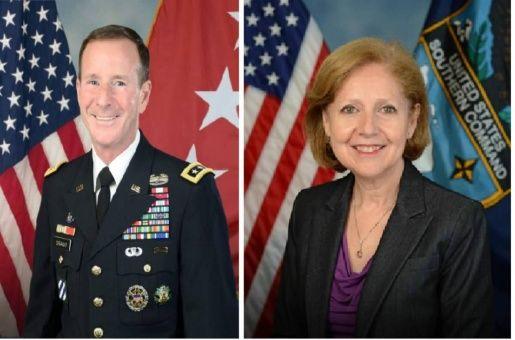Delegados del Comando Sur de EE.UU. visitan Ecuador