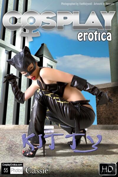 Catwoman Erotica 52