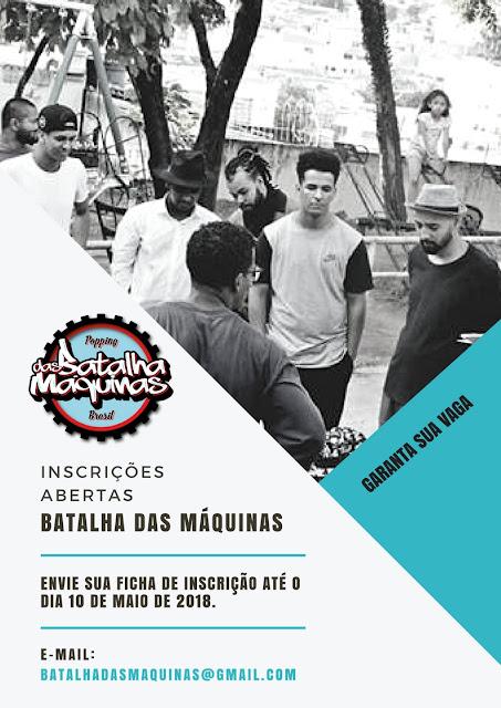 Festival Batalha das Máquinas 2018