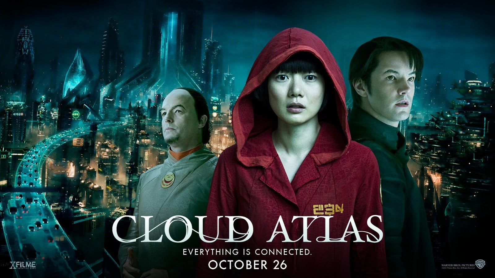 Occult Wallpapers Hd Cloud Atlas Movie Mystery Wallpaper