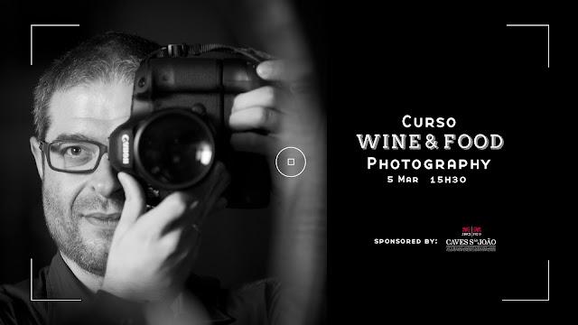 Divulgação: Feeling Grape recebe Curso de Wine & Food Photography a 05 de Março - reservarecomendada.blogspot.pt