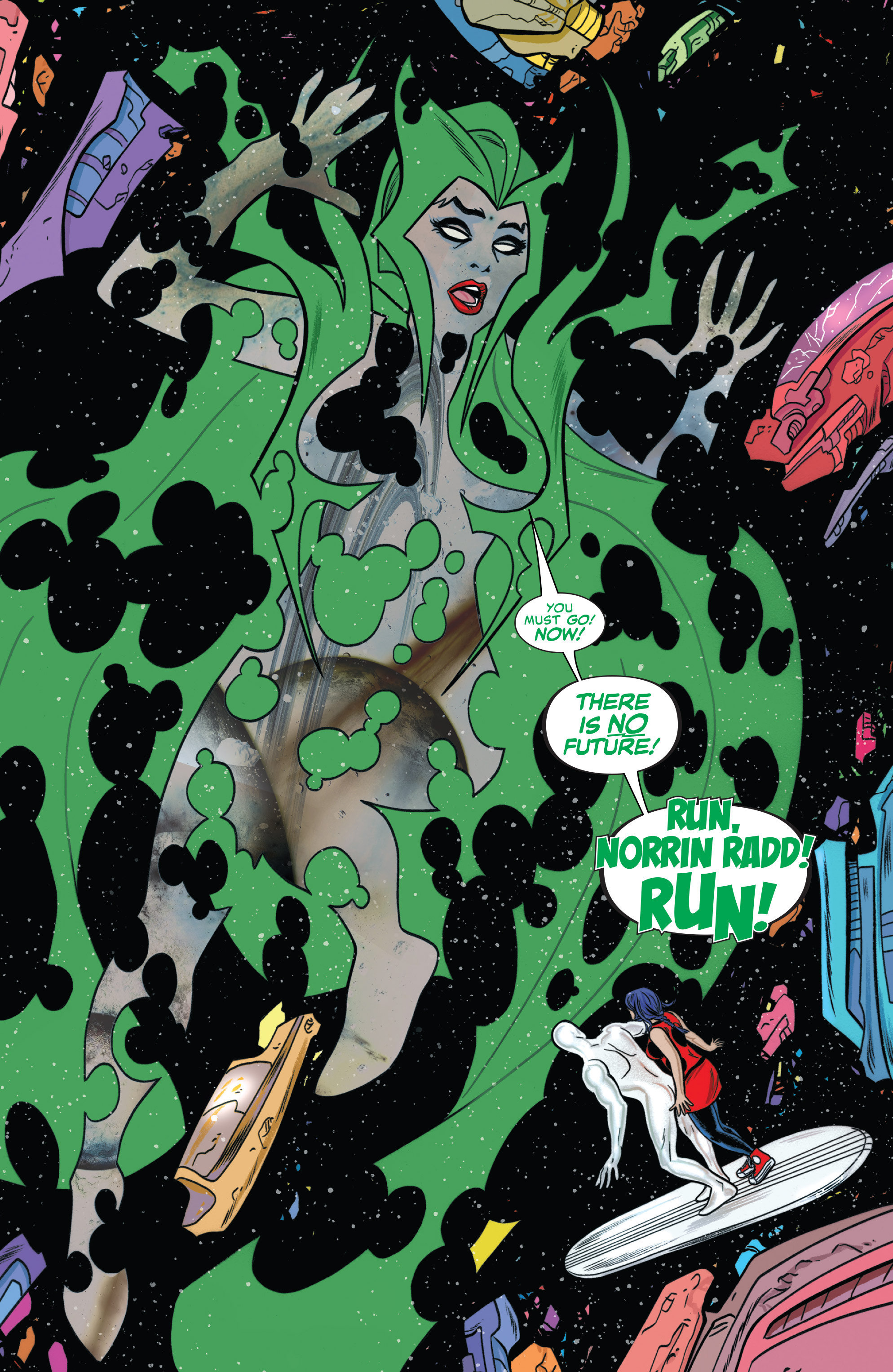 Read online Silver Surfer (2014) comic -  Issue #13 - 9