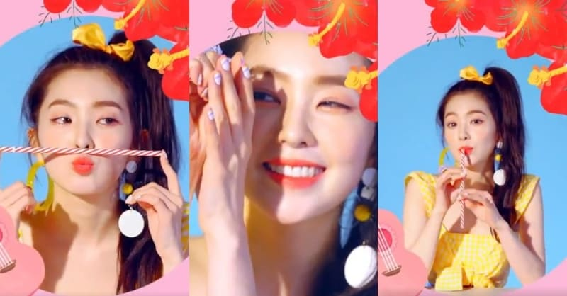 Summer Magic, Red Velvet, Irene
