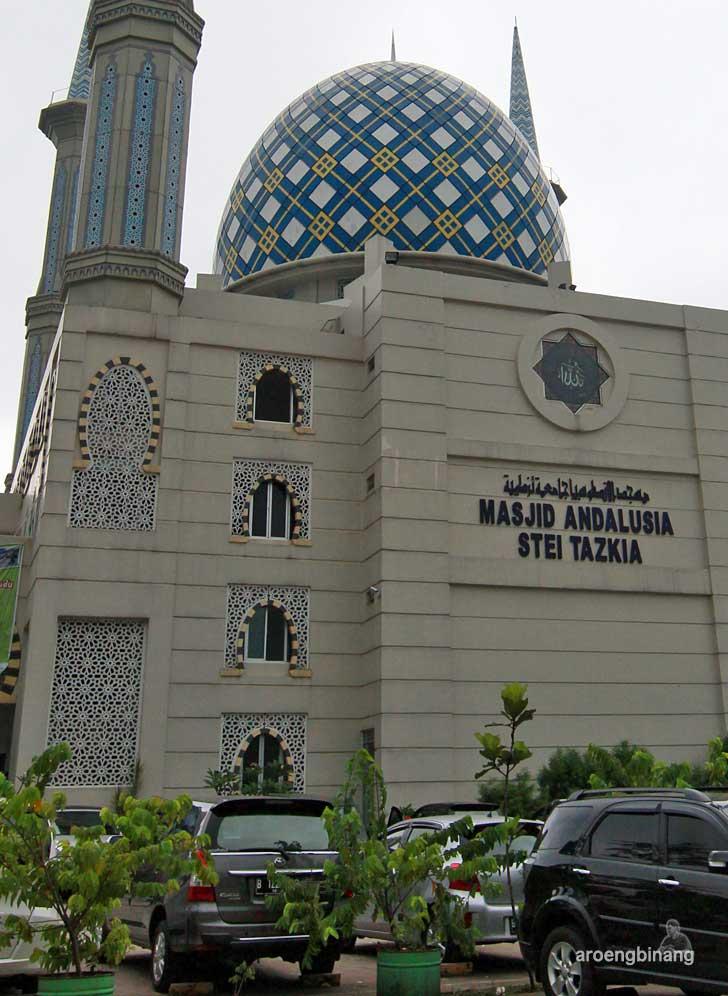 masjid andalusia stei tazkia sentul
