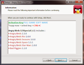 Angry Birds 6in1 For PC