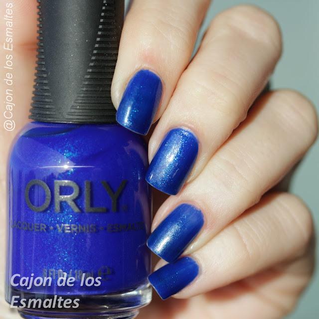 Esmaltes de uñas Orly - Royal Navy