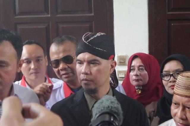 Ahmad Dhani: Mereka Tahunya Penista Agama Ahok Doang, Padahal Ada Banyak...