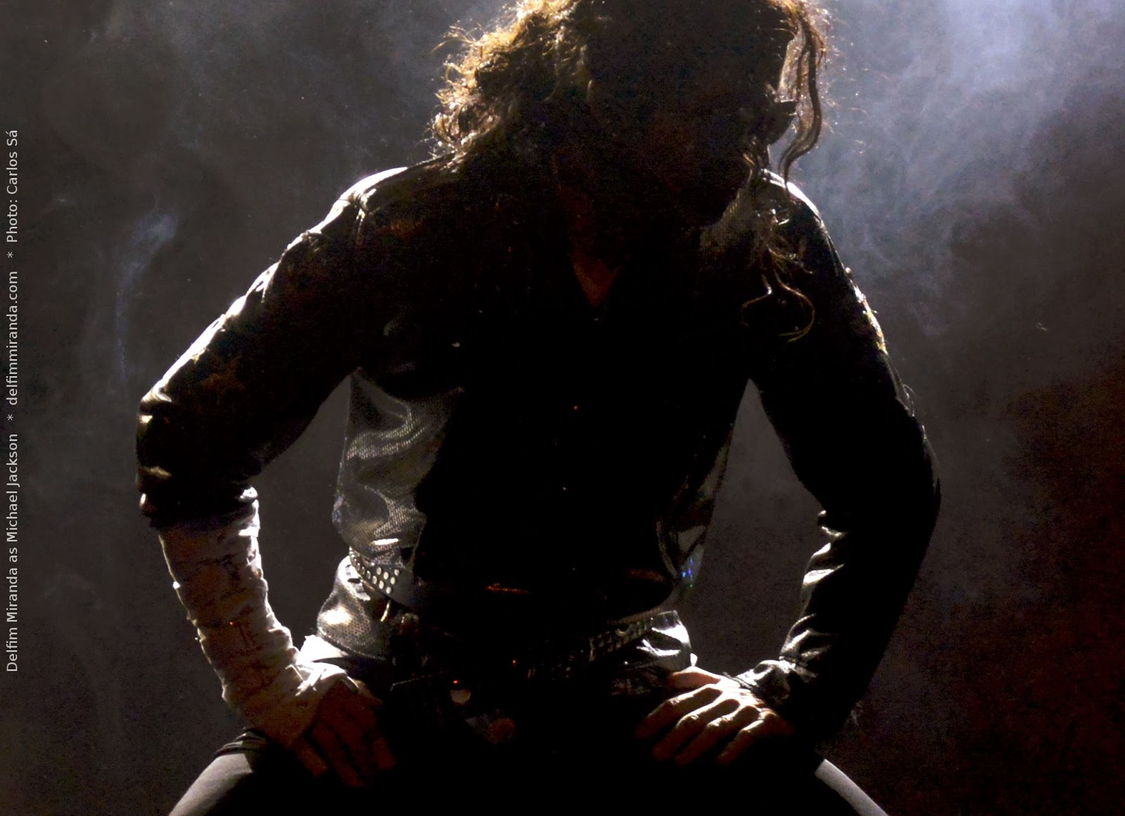 Delfim Miranda - Michael Jackson Tribute - In the shadow