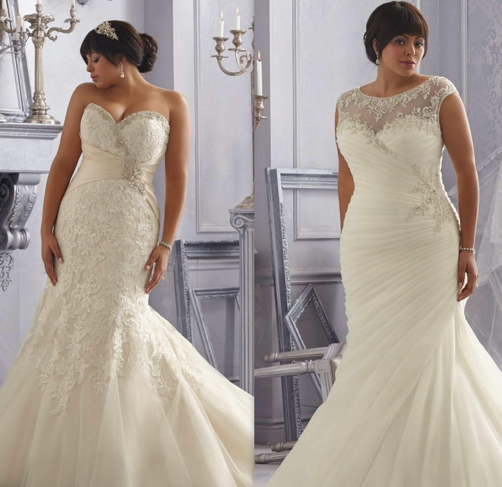 Best Wedding of All Time: Plus Size Wedding Dress: Let Them ...