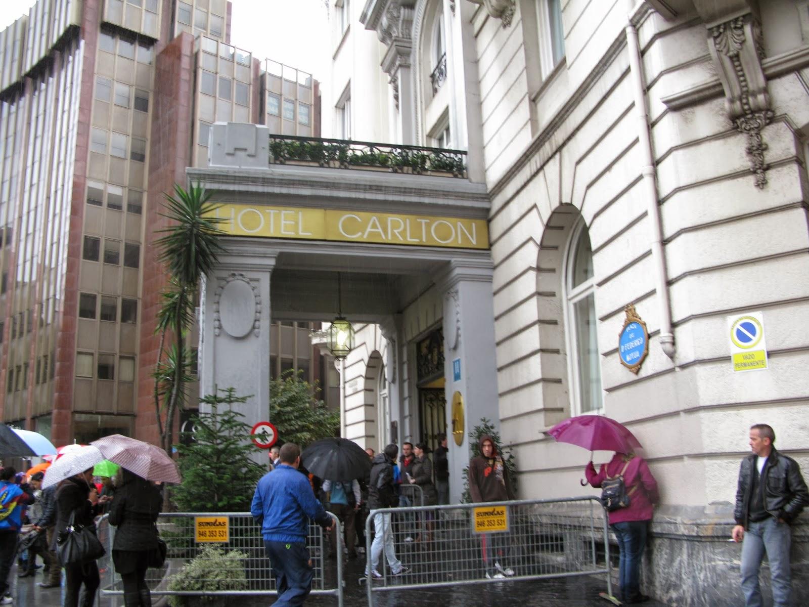 Rooms: 007 TRAVELERS: 007 Related Hotel: Hotel Carlton, Bilbao, Spain
